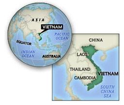 Марин приет от виетнамските държавни лидери