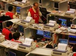 Минимален спад на световните капиталови пазари