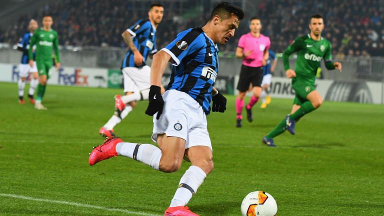 Алексис Санчес може да продължи кариерата си в Рома
