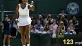 Серина стана тенисистка на 2015 година