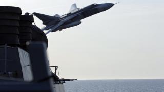 Москва: Американският есминец беше на 70 км от руска база на ВМС
