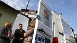 Нова мобилна станция мери въздуха на София на 5 секунди