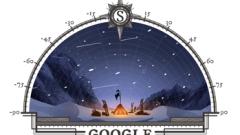 105 години от покоряването на Южния полюс – събитието то Google