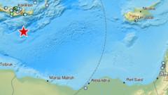 Силни земетресения удариха до Пуерто Рико и гръцкия остров Крит
