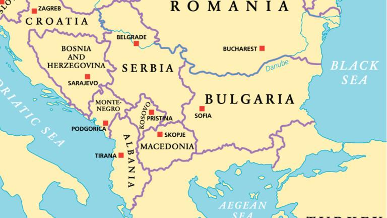 САЩ измества ЕС от Западните Балкани и обединява региона