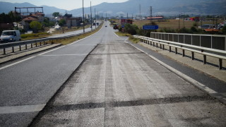 Ремонт на пътя София-Перник ограничава движението