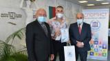 """Заместник министър Андонов посети """"Спортист на годината"""" в НСА"""