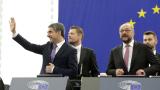Кремъл е против нас, предупреди Плевнелиев пред Европарламента