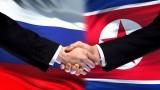 Сеул приветства визитата на Ким Чен-ун в Русия