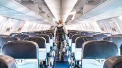 Въздушният транспорт няма да се върне на нивата от преди кризата до 2023 година