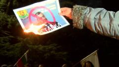 Поредни протести срещу Валери Симеонов