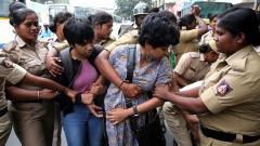 Хиляди арестувани в Индия за противопоставяне на забраната за протести