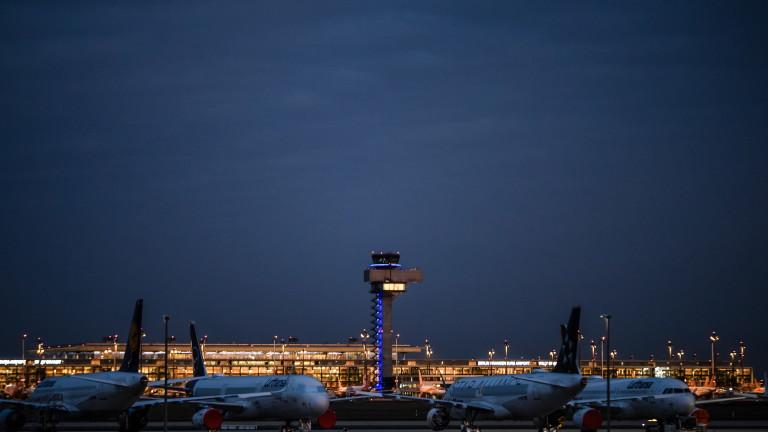 Новото летище в Берлин обслужвало само по 6000 души на ден
