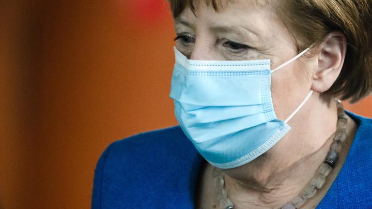 """Меркел отрича """"специално отношение"""" към Wirecard"""