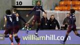 Арсенал продължава напред за ФА Къп след победа над Блекпул