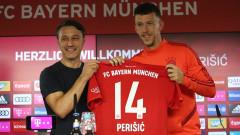Иван Перишич се надява на финал в Шампионската лига с Байерн