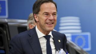 """Борисов обвинил нидерландския премиер, че иска да бъде """"полицаят на Европа"""""""