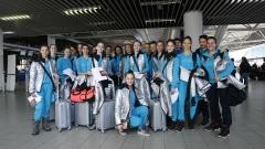 Браво, момичета! Новият ансамбъл взе сребро в Москва!