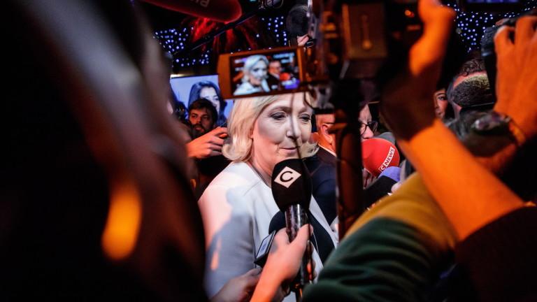 Марин льо Пен заплашена от три години затвор