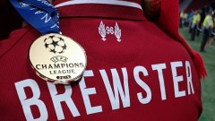 Футболистът на Ливърпул Риан Брюстър е спечелил две европейски титли без да е играл