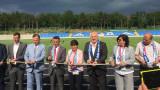 """Министър Кралев откри обновения стадион """"Арена Арда"""" в Кърджали"""