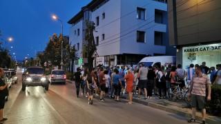 Гоце Делчев остана без телевизия и интернет след акцията на ГДБОП
