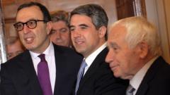 Желю Желев отстоявал с категоричност демократичните ценности на България