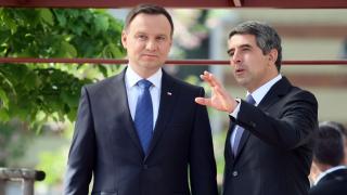САЩ изпращат войски в региона ни, Плевнелиев и Дуда доволни