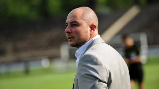 В треньорския щаб на Витоша (Бистрица) вече има нов специалист