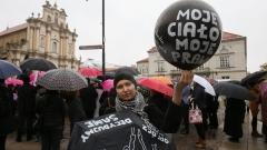 Втори ден на протести срещу забраната за аборт в Полша