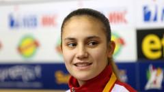 Ивет Горанова: Бронзовият ми медал е голям успех, но знам, че мога и още