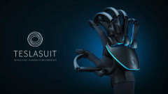 Teslasuit Glove - ръкавицата, с която виртуалните предмети оживяват