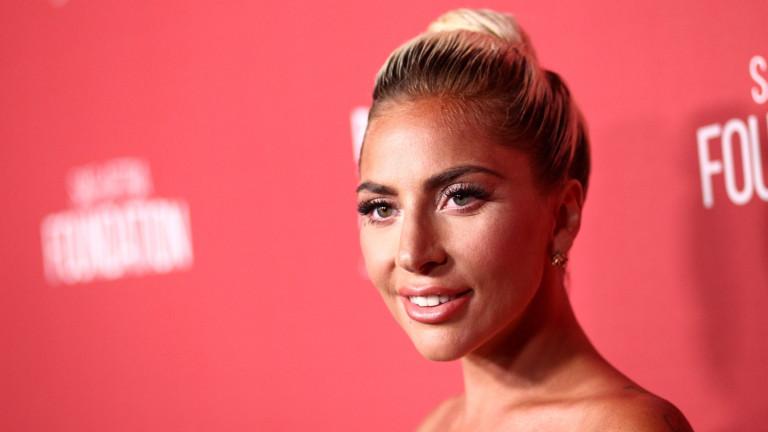 Това ли е новото гадже на Лейди Гага