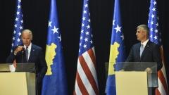 Байдън призова Сърбия и Косово да се помирят