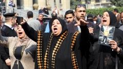 Потвърдиха смъртните присъди на египетски футболни фенове