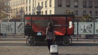 И Citroen с предложение за автономен градски транспорт