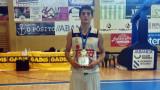 Константин Костадинов триумфира с баскетболната титла в Испания