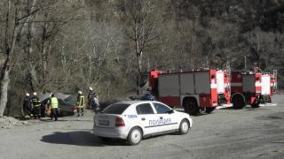 Шофьор загина при катастрофа край Кърджали