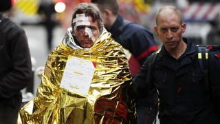 5 от пострадалите при взрива в Париж са с опасност за живота