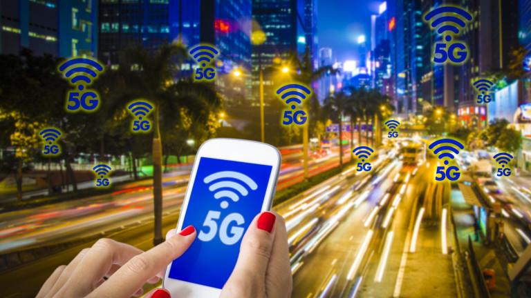 Потребителите на мобилни услуги в 2 съседки на България -