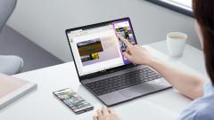 Ревю на Huawei MateBook 13: Стилен и лек спътник